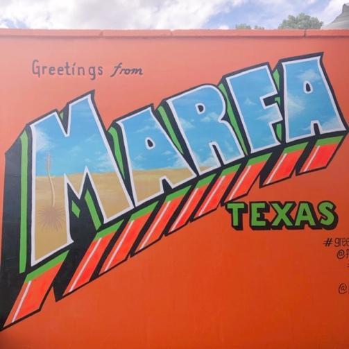 MARFA!