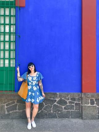 Freida Khalo Casa Azul